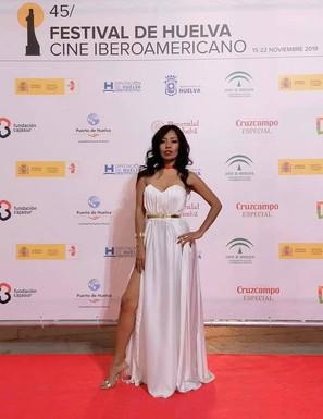Festival de Cine de Huelva 2019- Karina Moscol