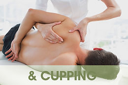 Customized Therapeutic Massage + Cupping