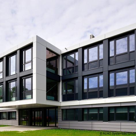 DLR - Neubau Bürogebäude