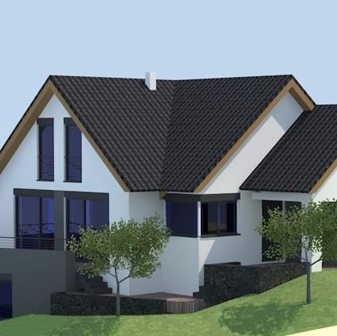 Einfamilienhaus mit Einliegerwohnung in Neunkirchen - Seelscheid