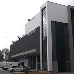 DLR - Neubau Schalthaus