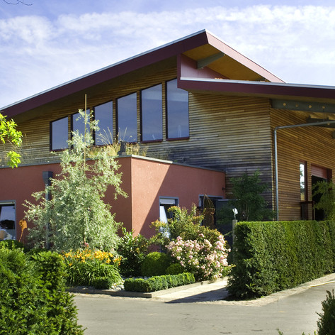 Neubau für Garten- und Landschaftsbau in Roth