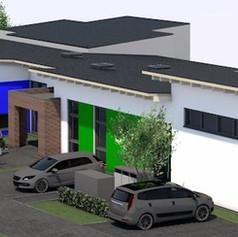 Planung KITA in Windeck