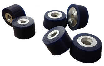 Molded Rubber Rollers