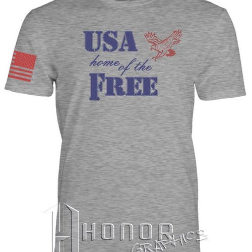 Home of the Free Tee