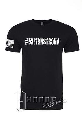David Milton Tribute Shirt