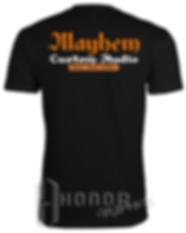 Mayhem Unisex Short Sleeve_Back_Black.pn
