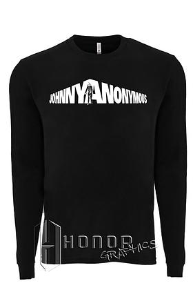 Johnny Anonymous Men's Long Sleeve