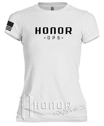 Honor Ops Womens Tee
