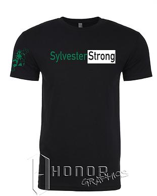 Sylvester Strong-6210-Black-Front_Green.