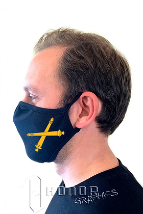 King of Battle Face Mask