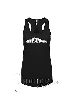 Johnny Anonymous Ladies Racerback