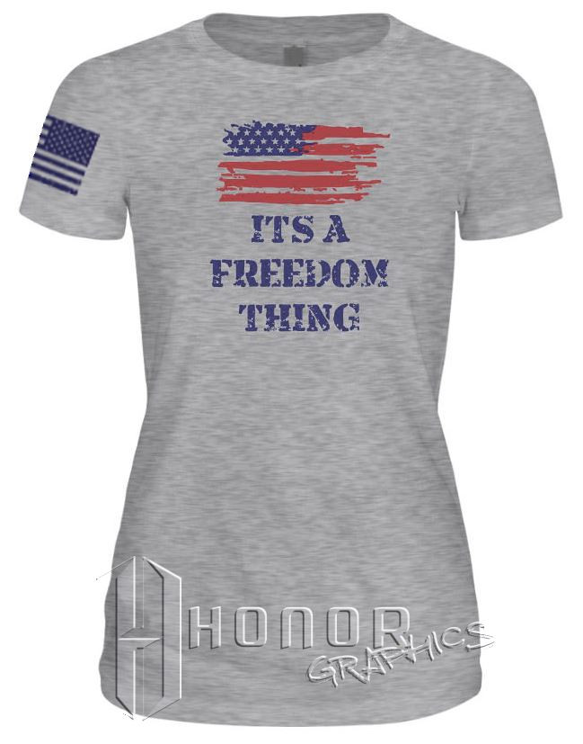 Freedom Thing Tee