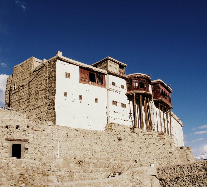 Baltit Fort.