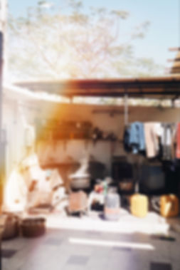 Shibori itajime clamp dye workshop and p