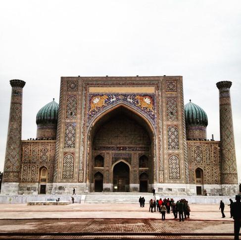Travel Guide: Essential Uzbekistan