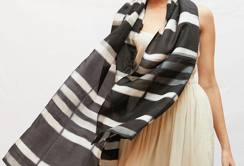 Itajime Silk Scarf | latitude