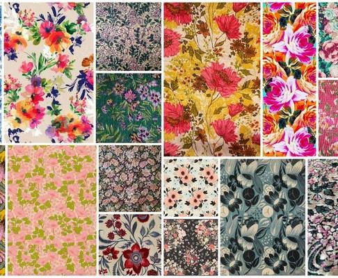 Textile Guide: Chintz