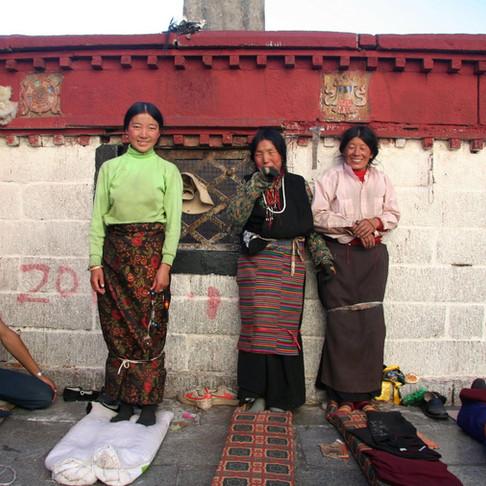 Traversing the Tibetan Plateau: Part II - Lhasa & surrounds