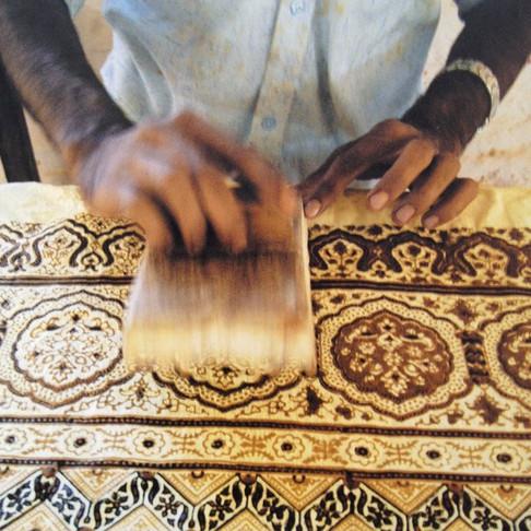 Textile Guide: Ajrakh