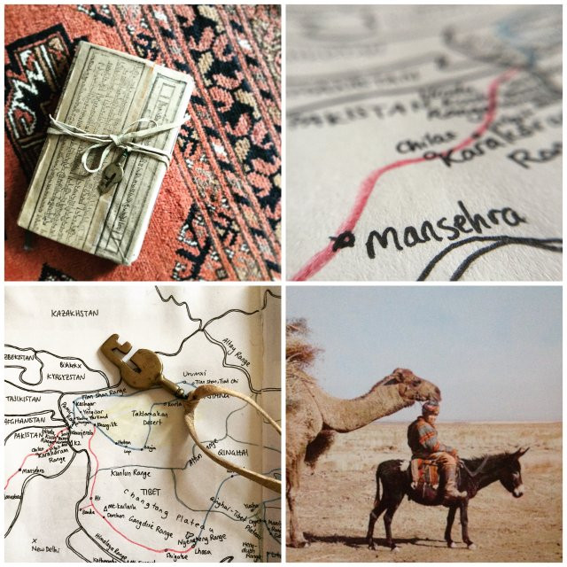 Travels along the Silk Road