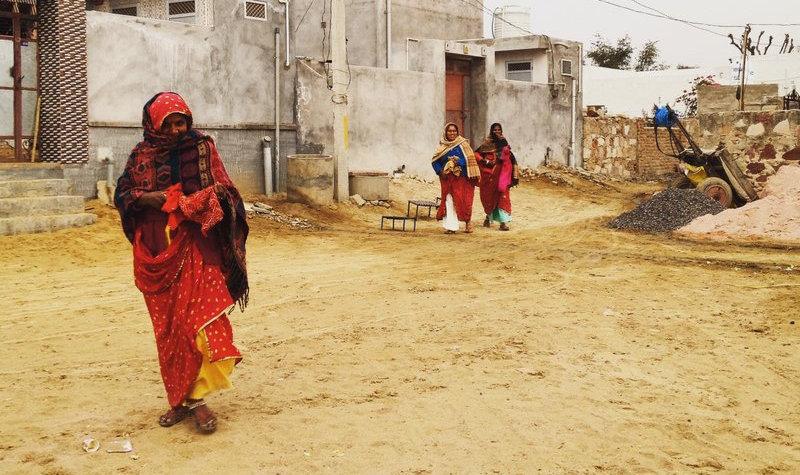 Shibori and bandhani artisans