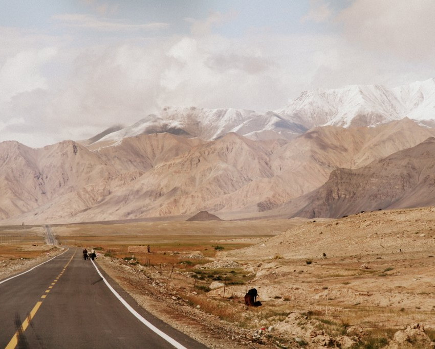 The ancient Silk Road doesn't feel so far off when traveling in this region forgotten by time.