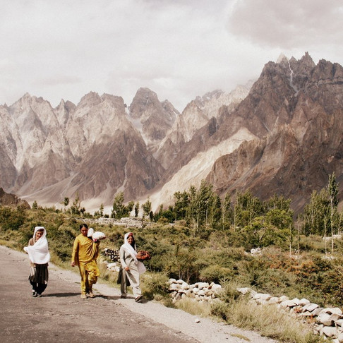 Travel Guide: The Silk Road // Pakistan to China: Part 3
