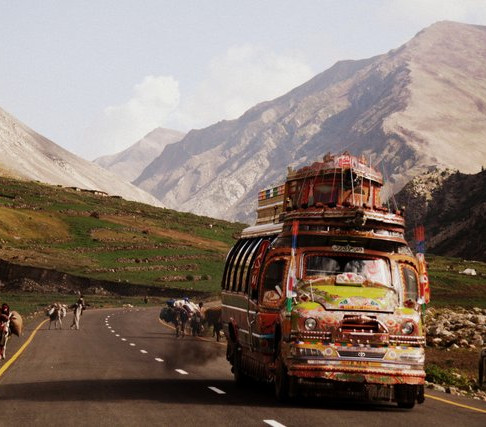 Travel Guide: The Silk Road // Pakistan to China: Part 1