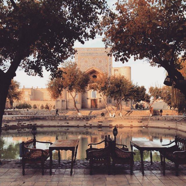 Lyabi Hauz, Bukhara
