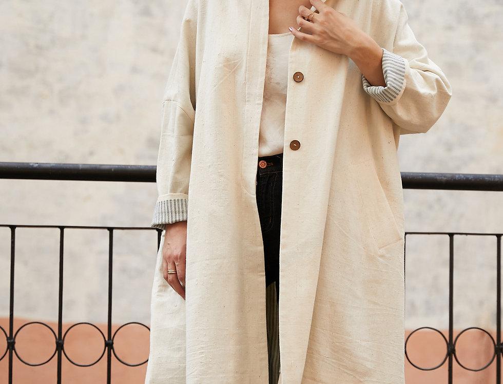 Cocoon Coat   kora