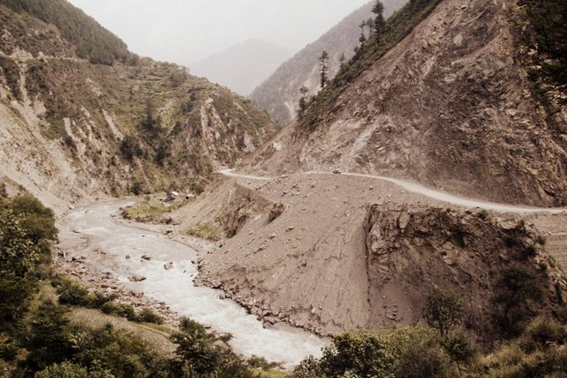 The famous Kaghan Valley of Pakistan's former North West Frontier Province. In 2005, a massive earthquake devastated this area. I lived here from 2005 to 2007 working as part of the relief efforts.
