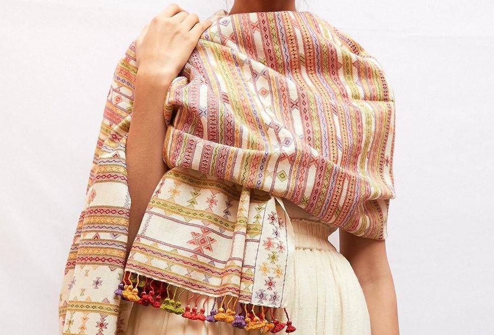 Vankar Wool Wrap I