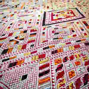 Lao Tai silk textiles