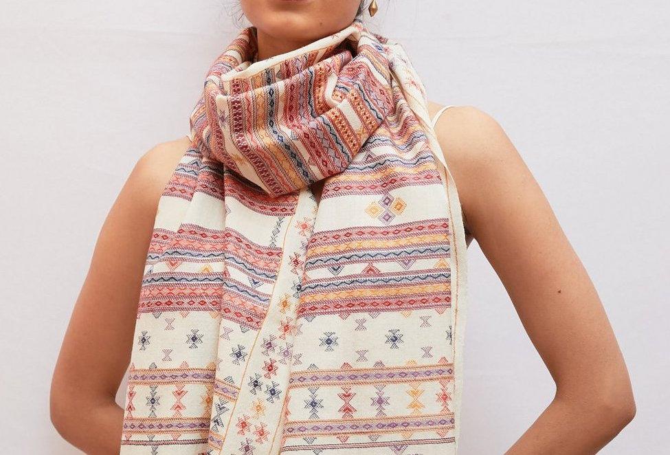 Vankar Wool Scarf