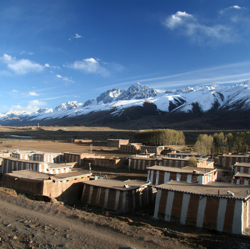 Traversing the Tibetan Plateau: Part III - Lhasa to Yunnan