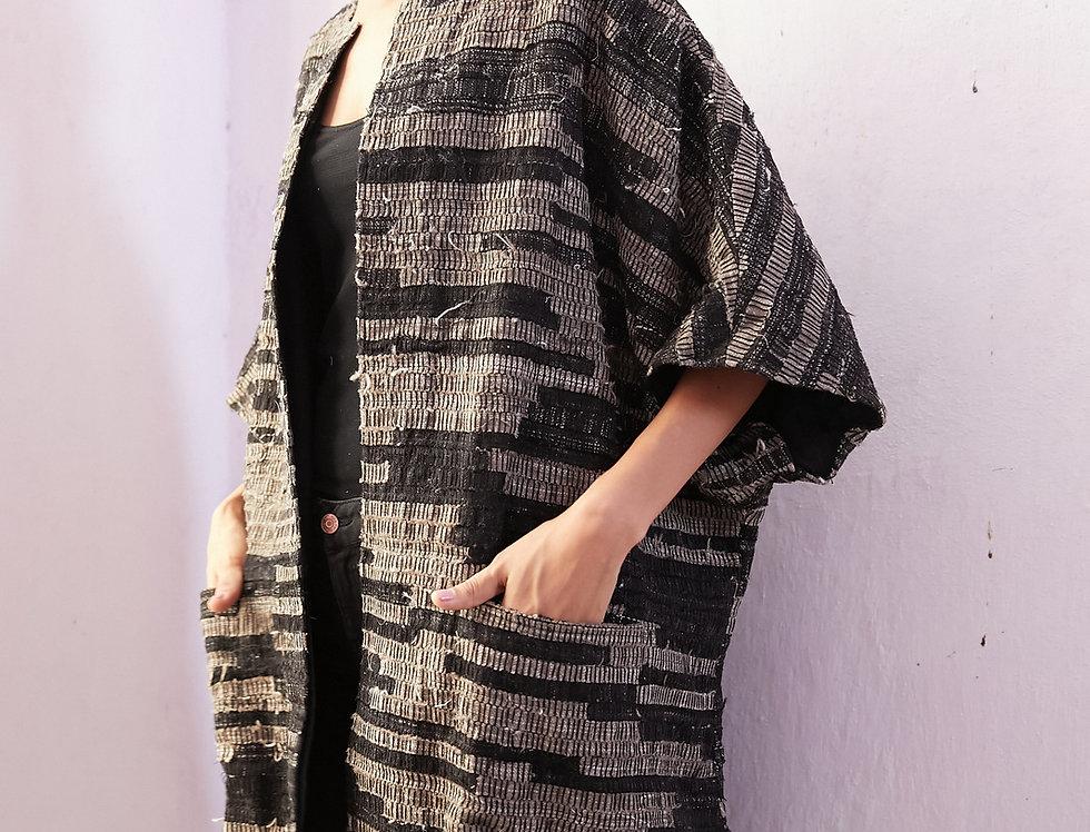 Fuyu Poncho | wool