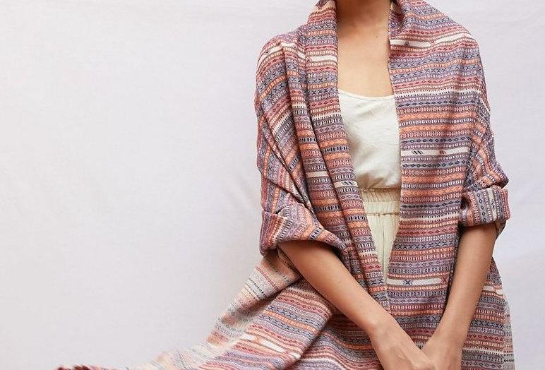 Vankar Wool Wrap III