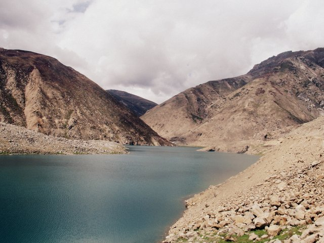 Lake Lulusar.