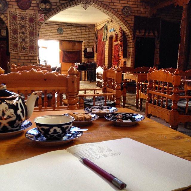 Silk Road Spices Teahouse