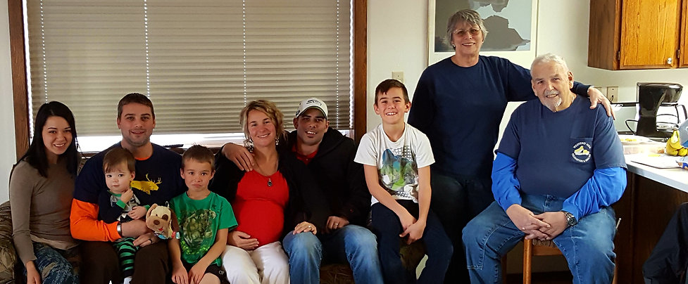 A family with Bonner County roots.