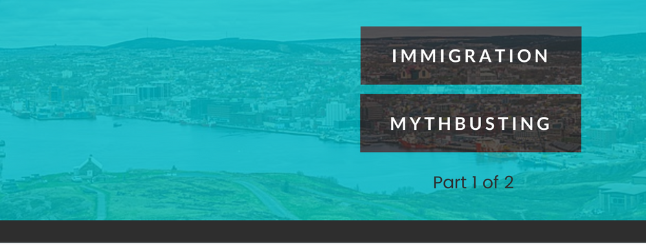 Blog Post: Immigration Myth Busting - Part One