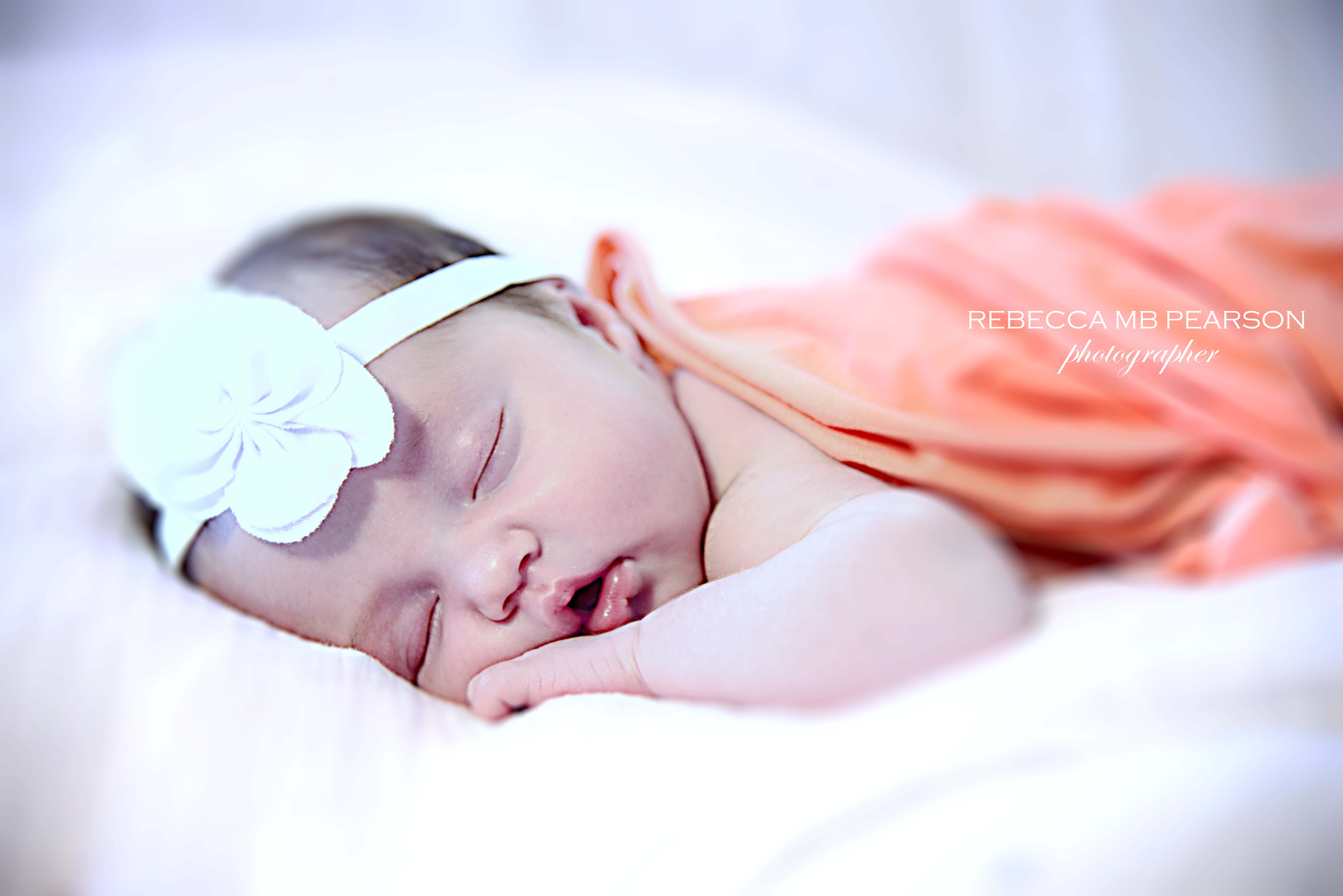 In-home Newborn Portrait Session