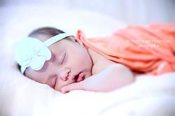 In-home Newborn Portrait Session