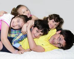 In-home Children's Portrait Session