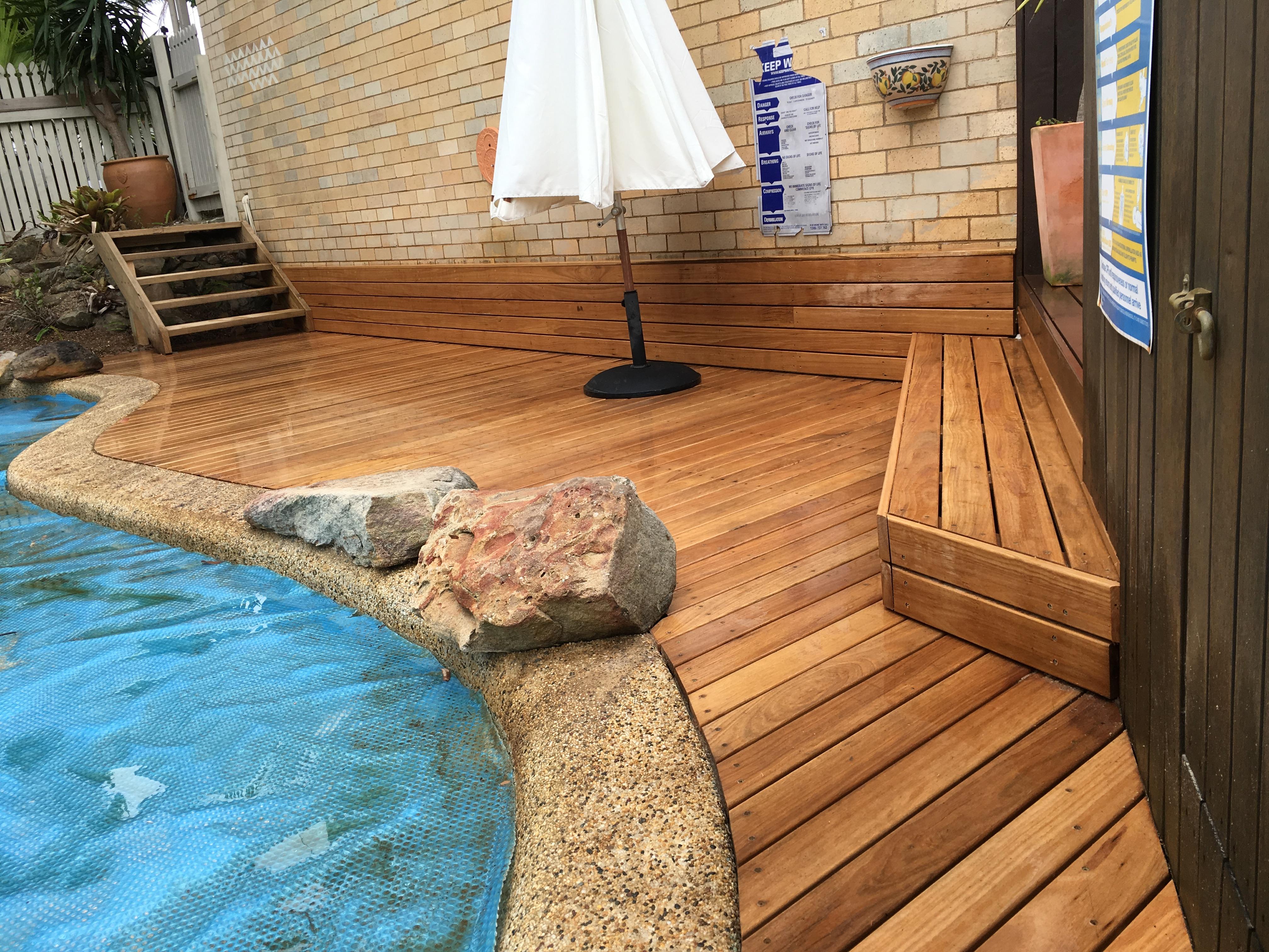 Bilwara Pool Deck Rebuilt