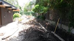 The outlook garden make over- before