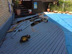 Bilwara Avenue Pool Deck rebuilt