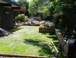 The outlook garden make over- After