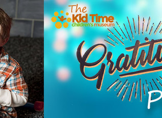 The Kid Time Gratitude Project